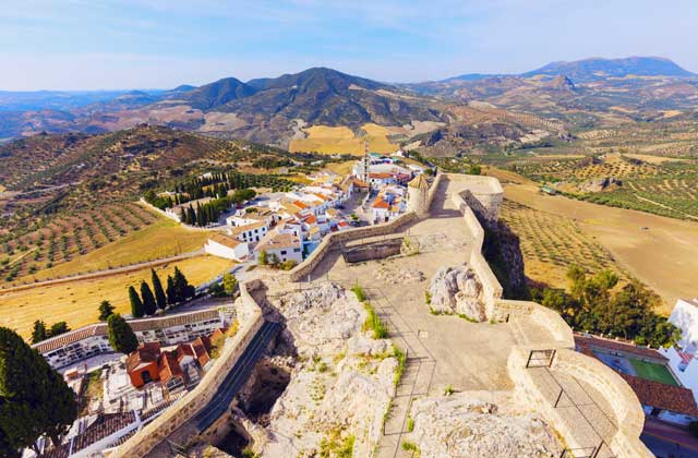 Castillo Olvera