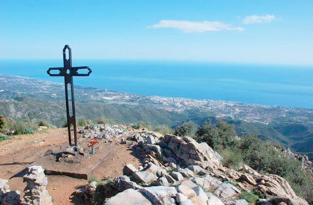 Ruta de La Concha delJuanar, Marbella