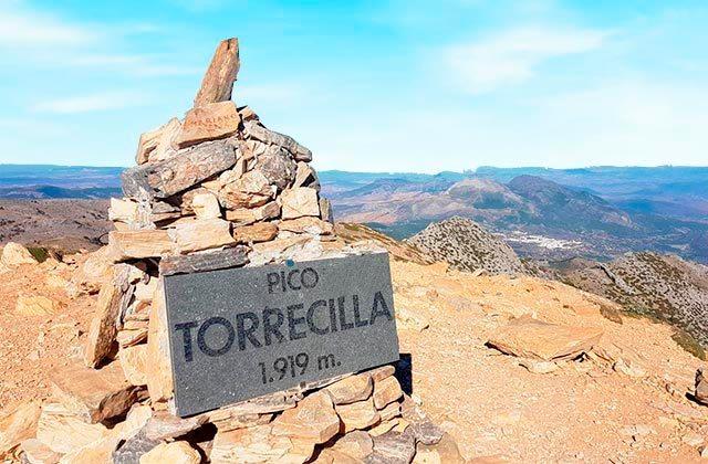 el pico Torrecilla