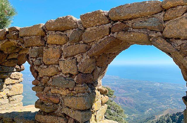 Pico de Los Reales, Estepona (Málaga)
