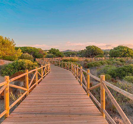 rutas de senderismo Andalucia