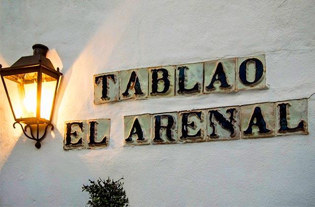 "Tablao ""El Arenal"" (Sevilla)"