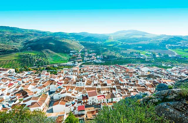 Valle de Abdalajís Málaga