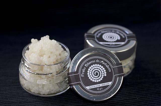 productos autóctonos - Huevas de caracol