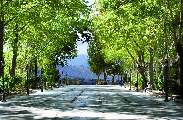 Los mejores parques infantiles en Málaga - Parque de la Alameda del Tajo
