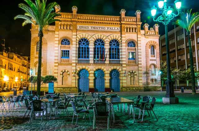Gran Teatro Falla Cádiz Carnavals de Cadix