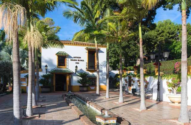 Jardin Botánico Molino de Inca