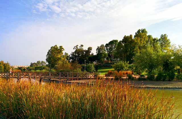 Parque 3 jardines