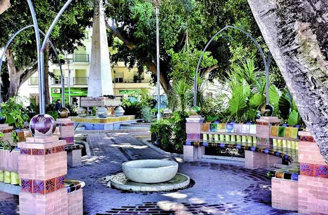 Parque de San Agustín