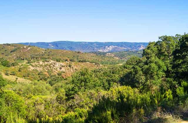 Sierra de AracenaSierra de Aracena, Huelva