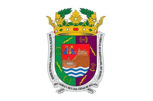 Escudo de armas de Málaga