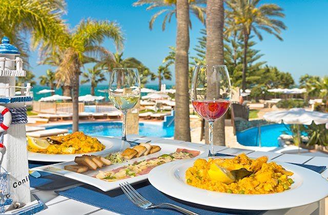 Hotel Fuerte Conil Restaurante