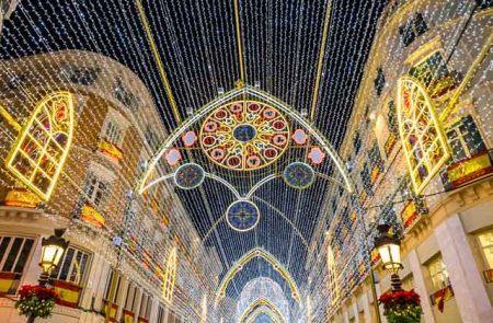 Navidad Málaga
