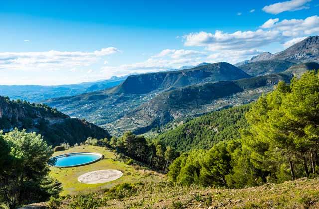 Sierra de Tejeda, Almijara y Alhama