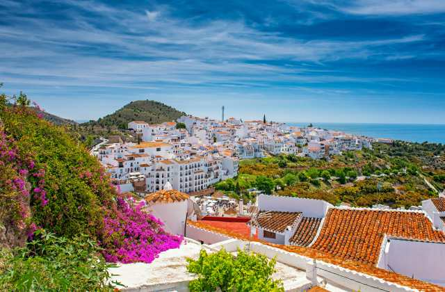 THE 20 MOST BEAUTIFUL VILLAGES IN ANDALUCIA