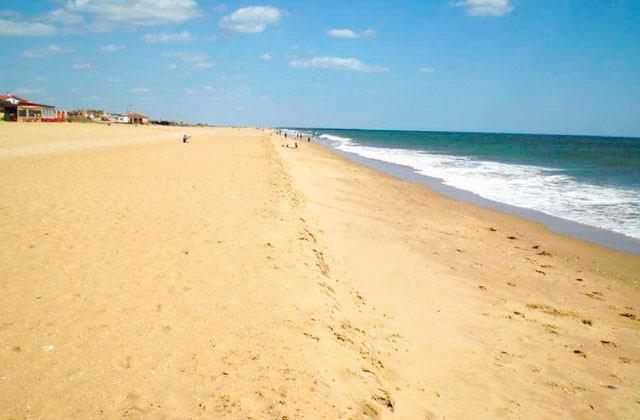 Playa de la Bota o del Cruce