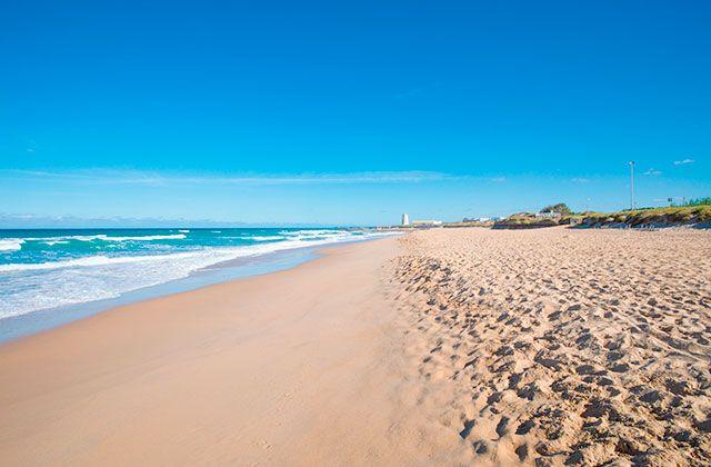 Playa del Palmar, Cádiz