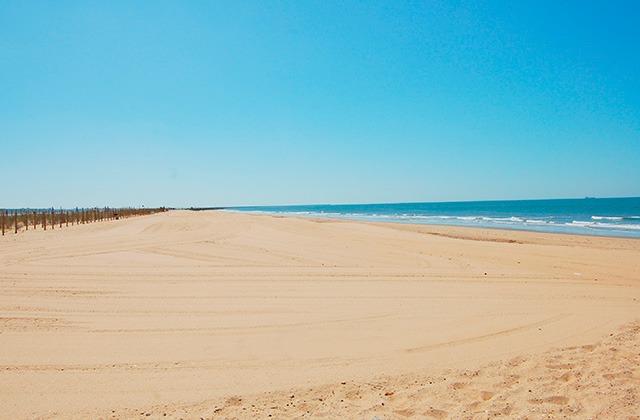 Playa del Espigón, Huelva