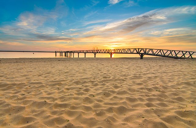 razones para vivir en Andalucía - Playa deMazagón