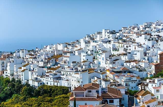 Los pueblos más bonitos de Andalucia - Torrox- Málaga