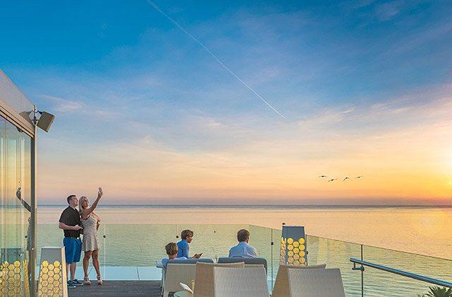Belvue Rooftop Bar Marbella