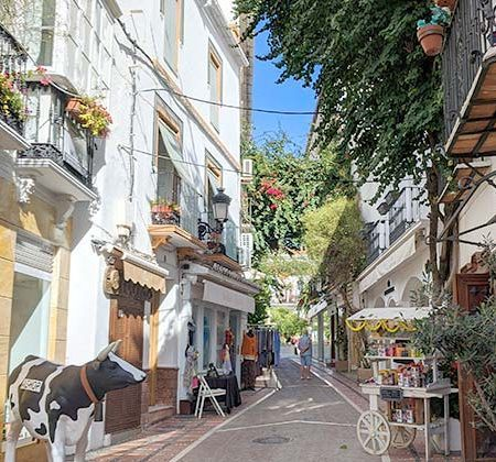 barrios de Andalucía