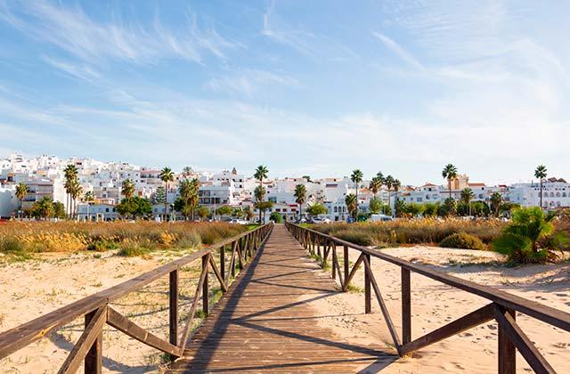 Weißen Dörfer von Cádiz und Huelva - Conil de la Frontera