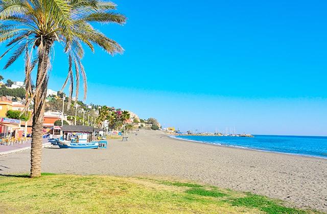 El Palo en Málaga - Crédito editorial: nito / Shutterstock.com