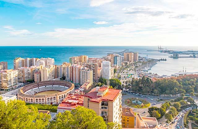 La Malagueta, Málaga