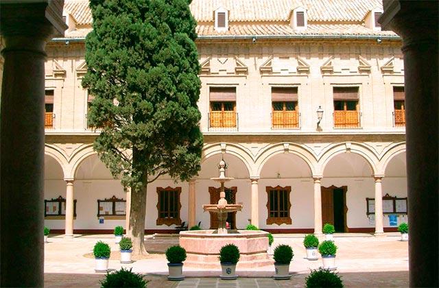 Palacio consistorial de Antequera