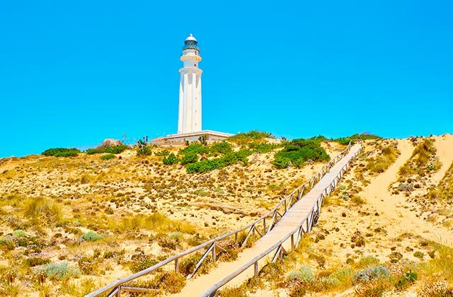 Senderismo entre Conil y Cabo Trafalgar