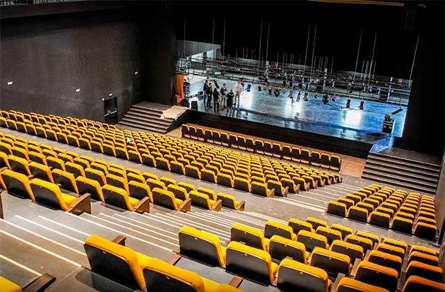 Teatro auditorio Felipe VI