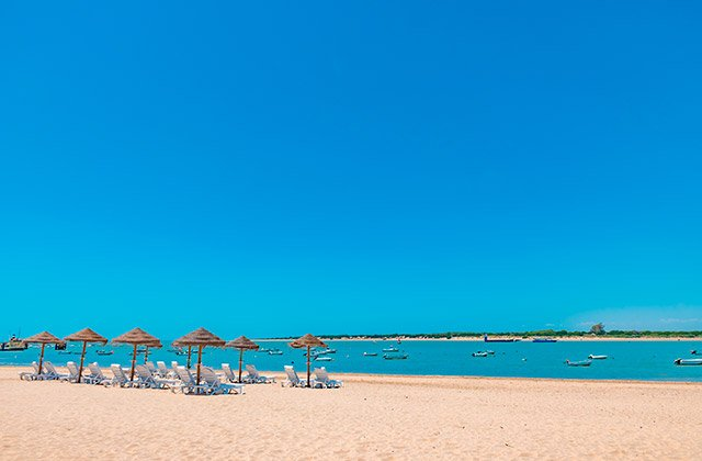 Playa de Sanlúcar de Barrameda