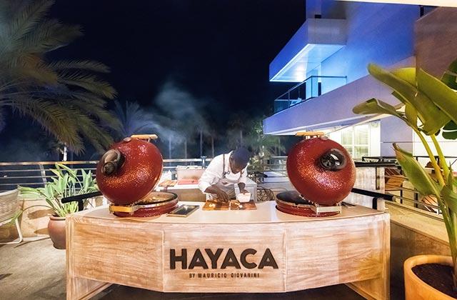 Lateinamerikanisches Restaurants in Marbella - Hayaca Marbella