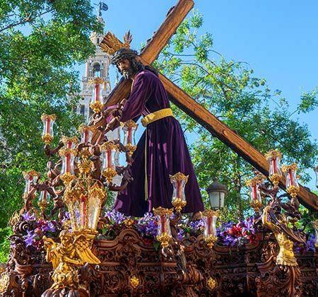 Semana Santa, Andaluci
