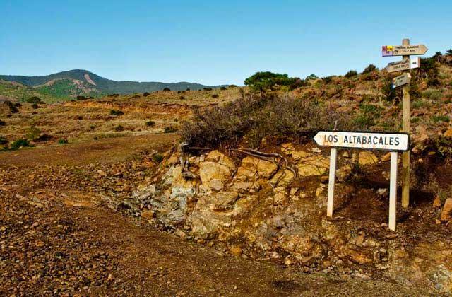 Camino de los Altabacales - Fotografía Estepona Natural - www.estepona-natural.es