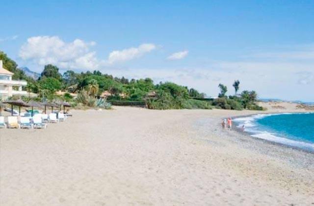 Playa de Guadalmansa / Bella
