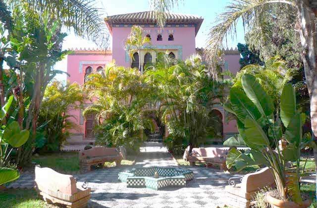 Almuñecar Palacete de La Najarra