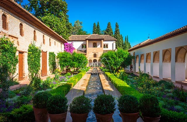 Generalife, Granada