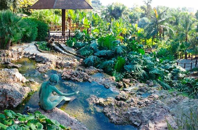 Jardín Botánico del Molino de Inca