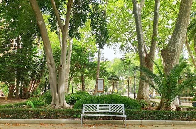 Parque de María Cristina, Algeciras