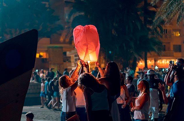 San Juan - la Malagueta Crédito editorial: Petr Pavlica / Shutterstock.com