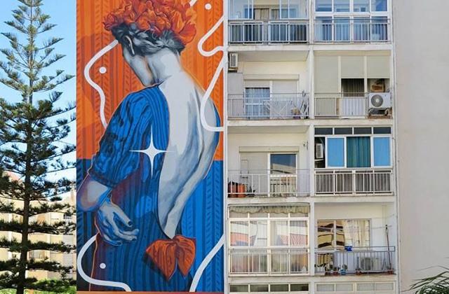 Route of Artistic Murals - LLEGANDO A TU DESTINO