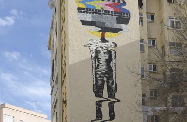 Route of Artistic Murals - LA LUNA