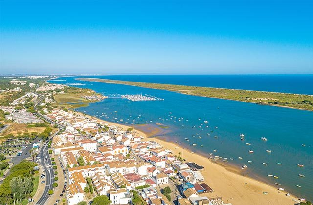 El Rompido, Cartaya (Huelva)