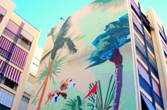 Murales de Estepona - Paraiso Golf