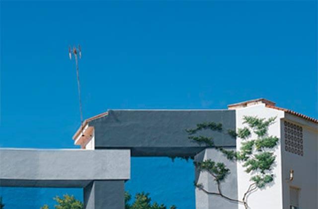 Murales de Estepona - Pórticos del cielo