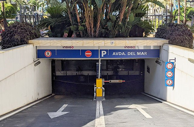Parking Indigo - Avenida del Mar