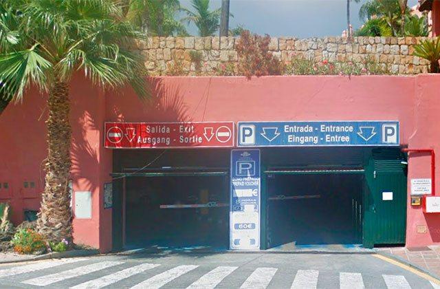 Parking El Calvario