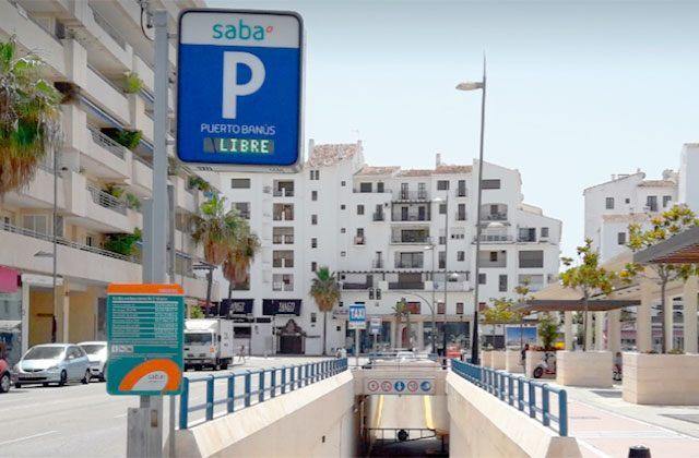 Parking Saba Puerto Banús
